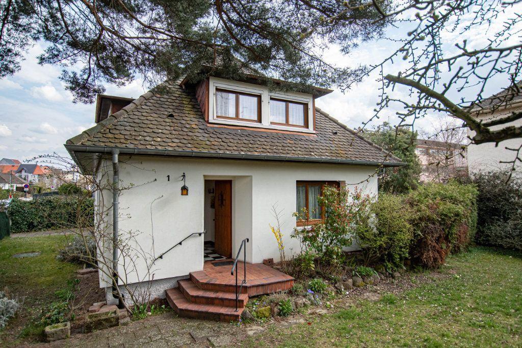 Achat maison 4chambres 154m² - Strasbourg