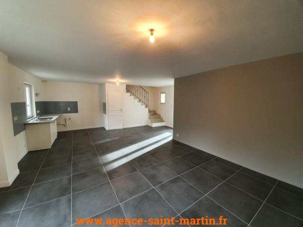 Achat appartement 3pièces 62m² - La Bâtie-Rolland