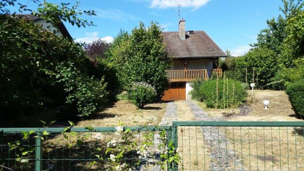 Achat maison 5chambres 124m² - Dijon