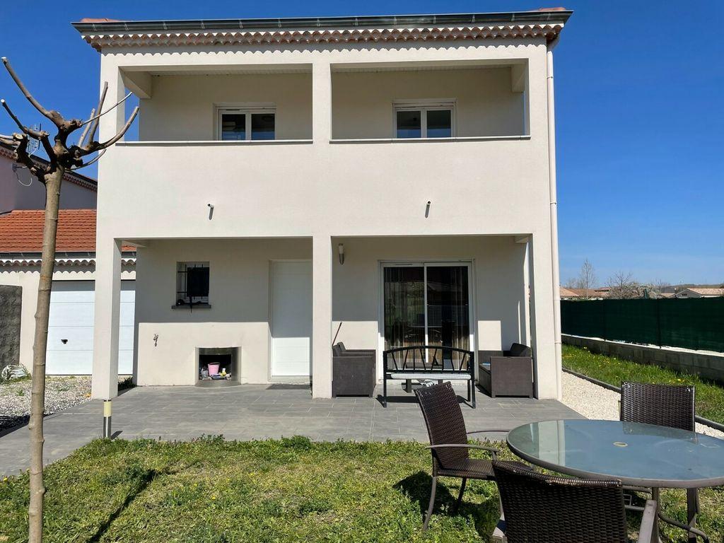 Achat maison 3chambres 90m² - Saint-Donat-sur-l'Herbasse