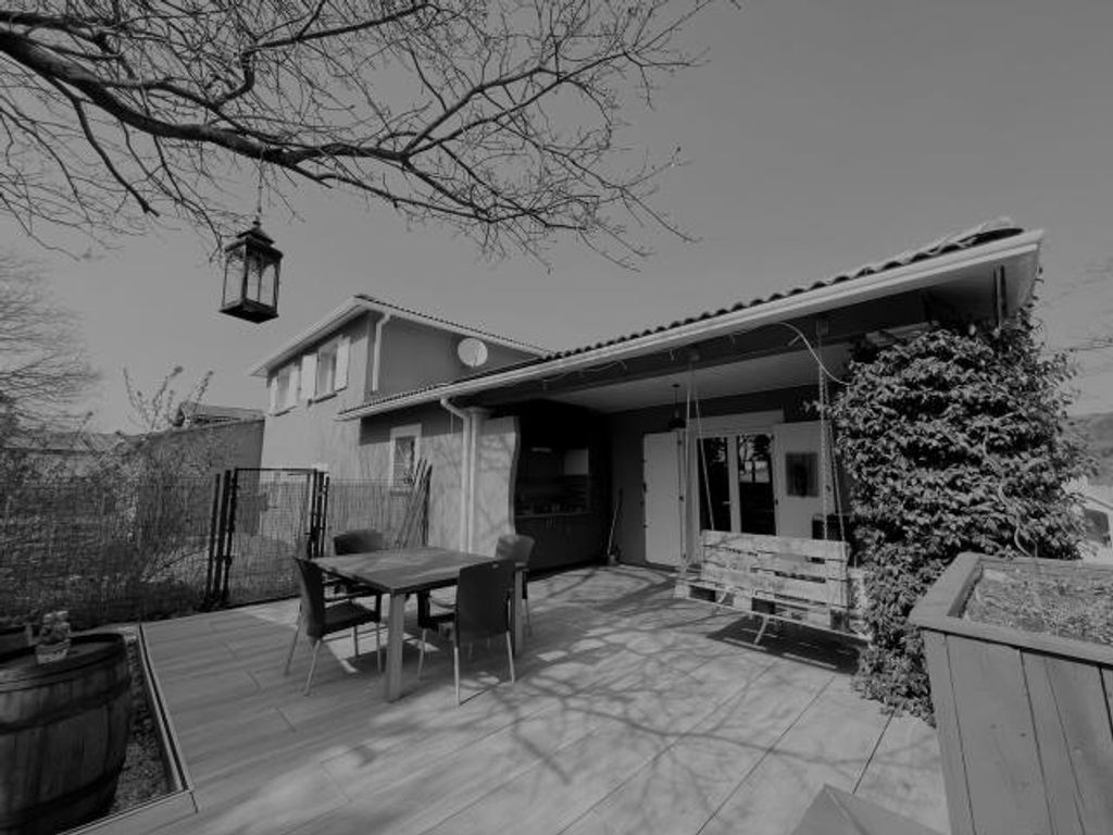 Achat maison 4chambres 175m² - Saint-Donat-sur-l'Herbasse
