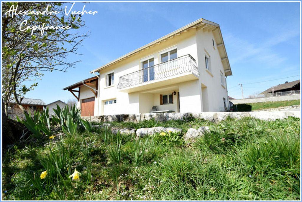 Achat maison 5chambres 132m² - Cormaranche-en-Bugey