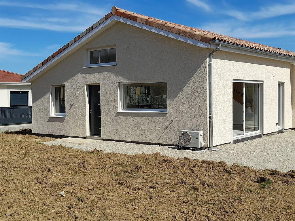 Achat maison 3chambres 96m² - Châteauneuf-de-Galaure