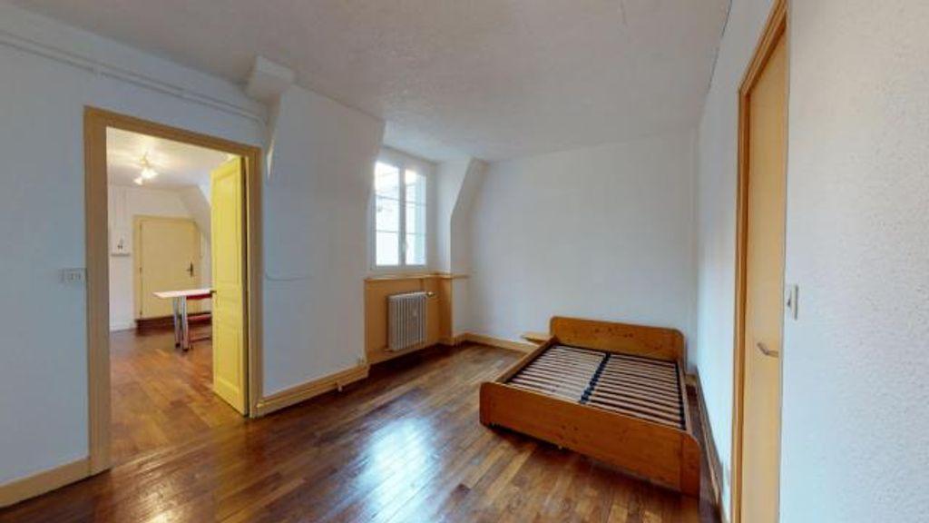 Achat appartement 2pièces 35m² - Besançon