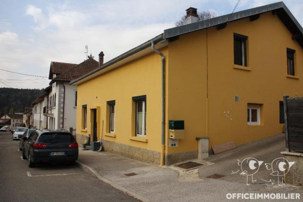 Achat maison 4chambres 190m² - Pontarlier