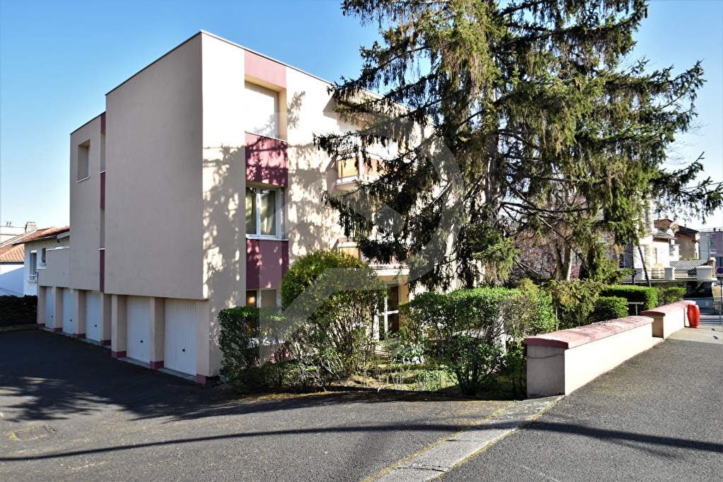 Achat appartement 3pièces 57m² - Clermont-Ferrand