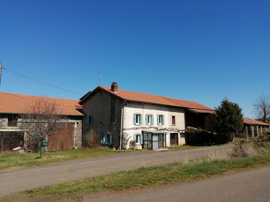 Achat maison 3chambres 100m² - Borne