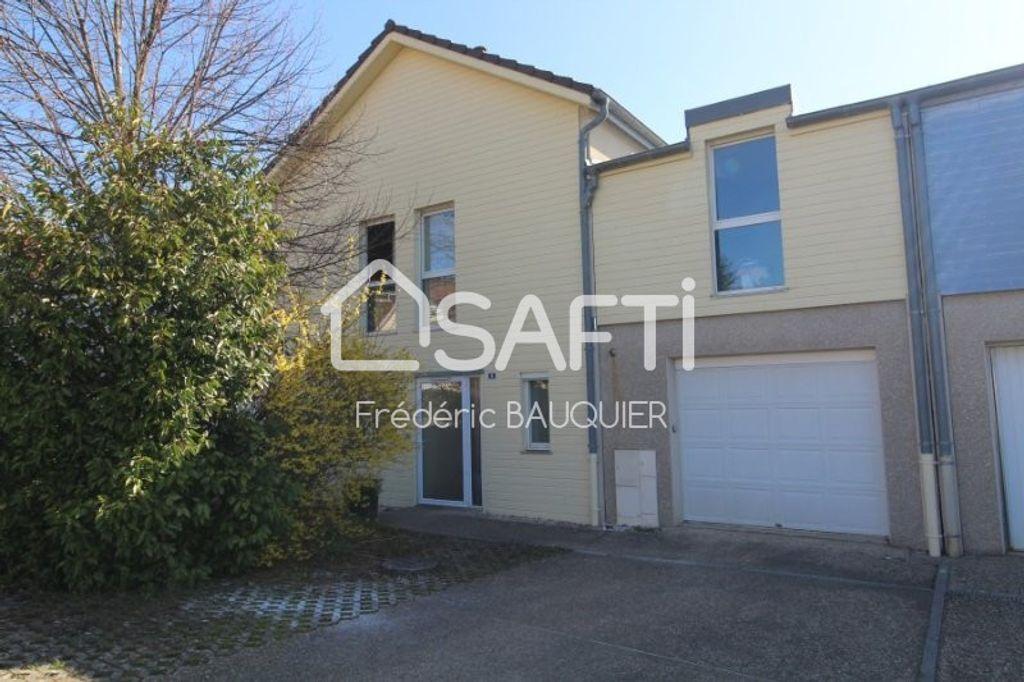 Achat maison 4chambres 134m² - Besançon