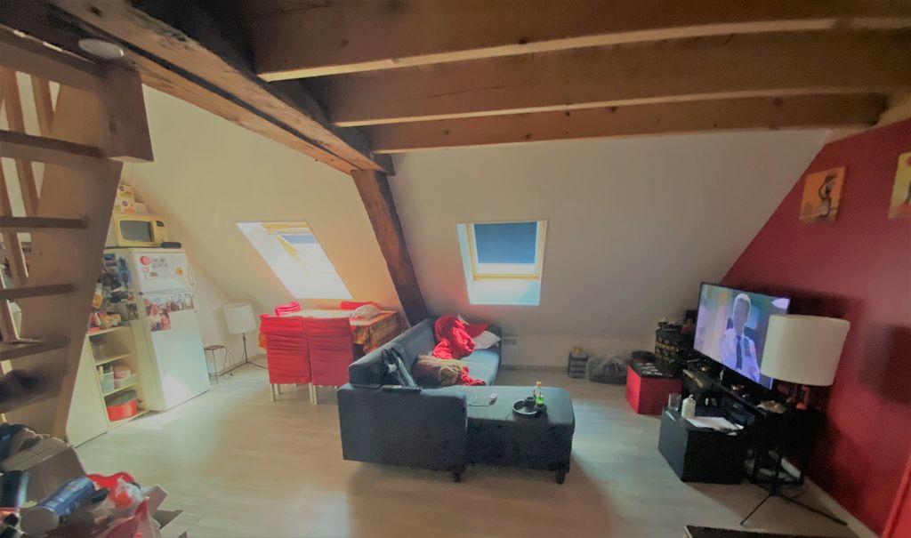 Achat duplex 3pièces 52m² - Orléans