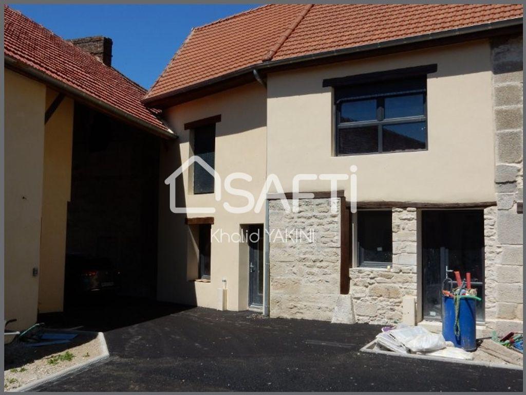 Achat maison 3chambres 100m² - Amenucourt