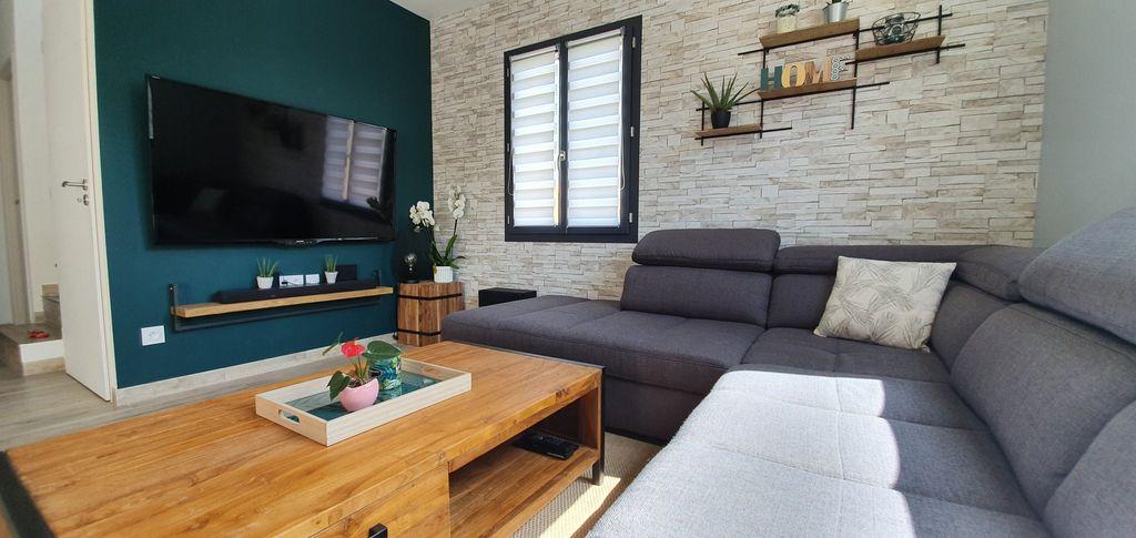 Achat maison 3chambres 90m² - La Baume-de-Transit