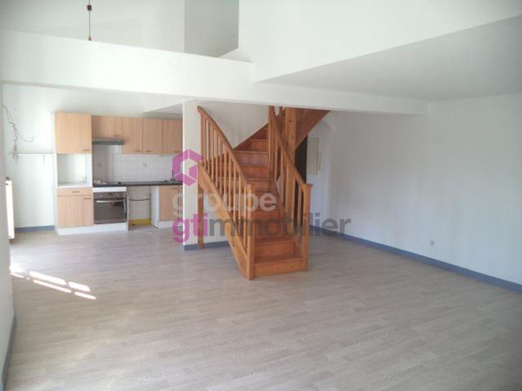 Achat duplex 4pièces 88m² - Le Puy-en-Velay