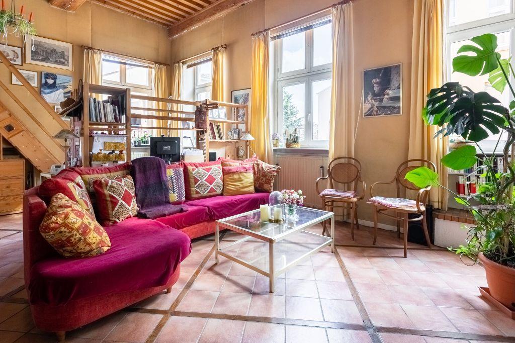 Achat appartement 2pièces 66m² - Lyon 4ème arrondissement