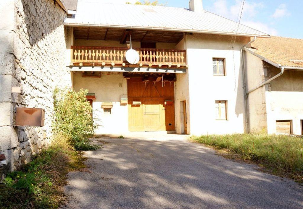 Achat maison 2chambres 72m² - Haut-Valromey