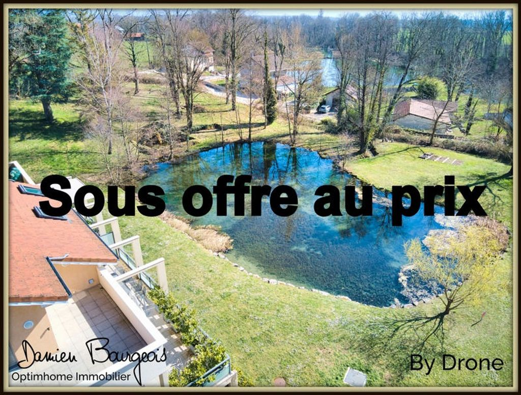 Achat appartement 3pièces 74m² - Thoiry