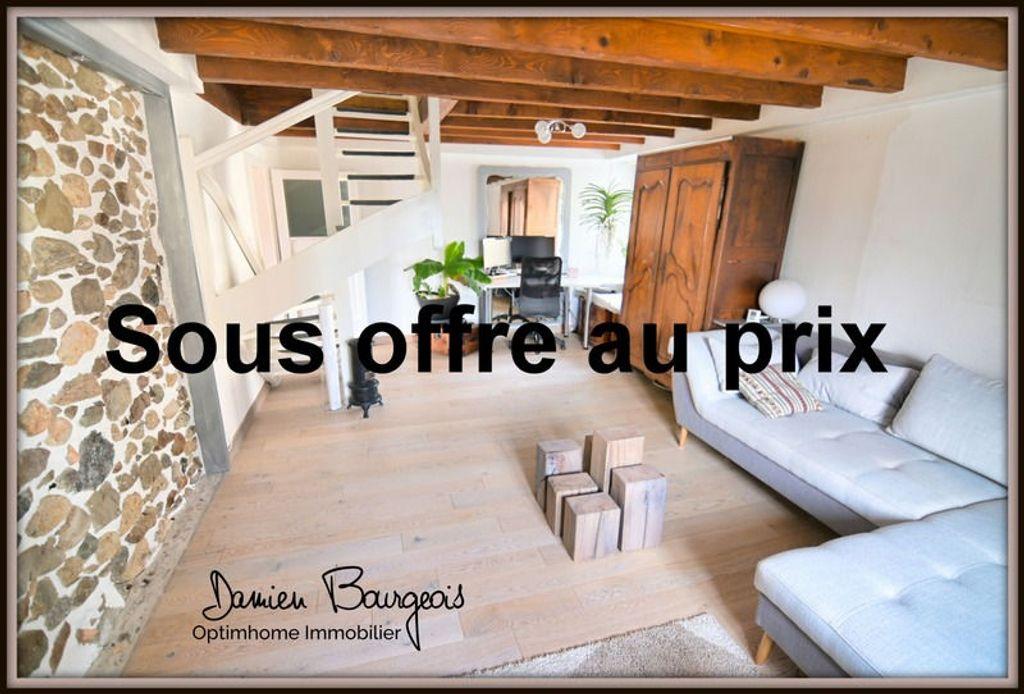 Achat maison 3chambres 142m² - Sauverny