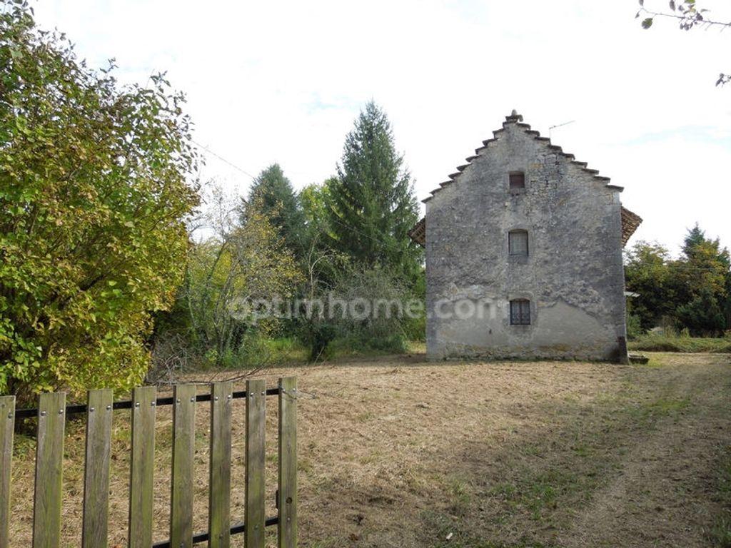 Achat maison 4chambres 120m² - Groslée-Saint-Benoît