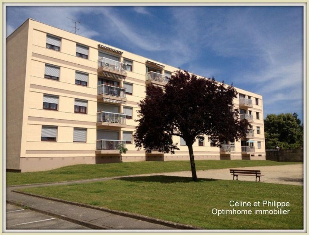 Achat appartement 4pièces 77m² - Bourg-en-Bresse