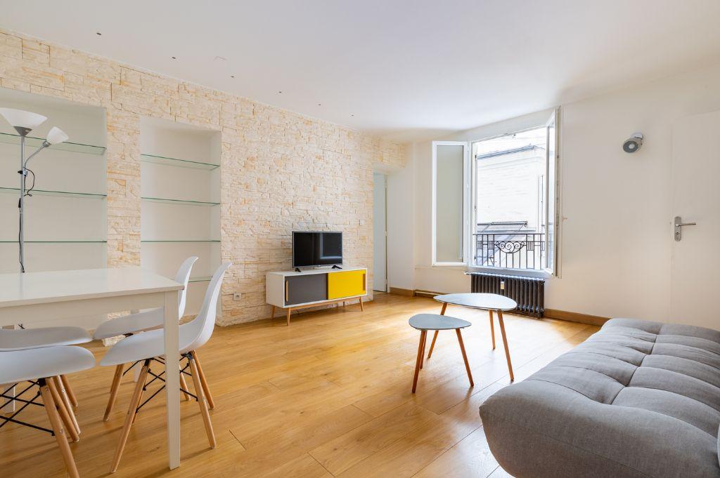 Achat appartement 2pièces 50m² - Paris 8ème arrondissement