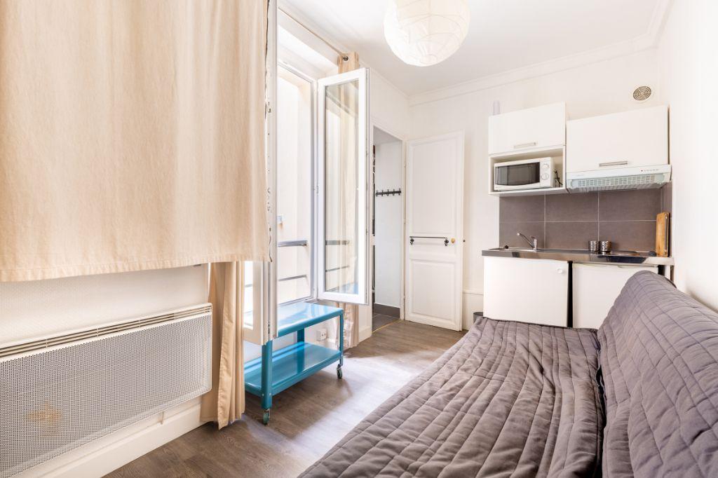 Achat studio 11m² - Paris 7ème arrondissement
