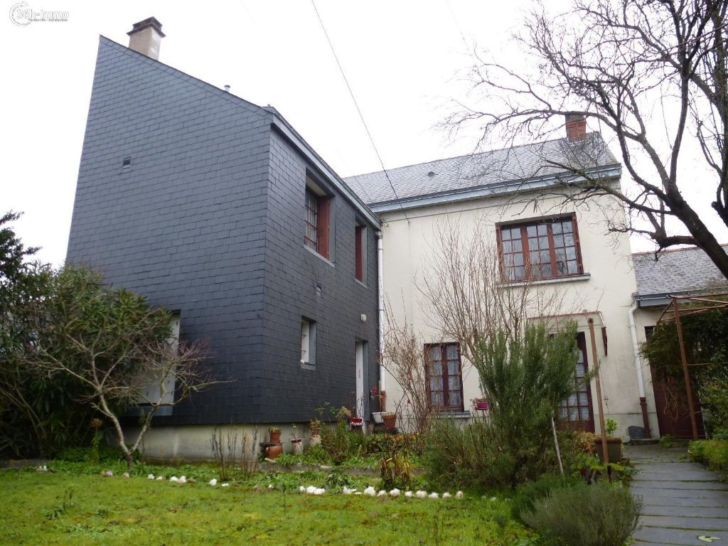 Achat maison 3chambres 112m² - Angers