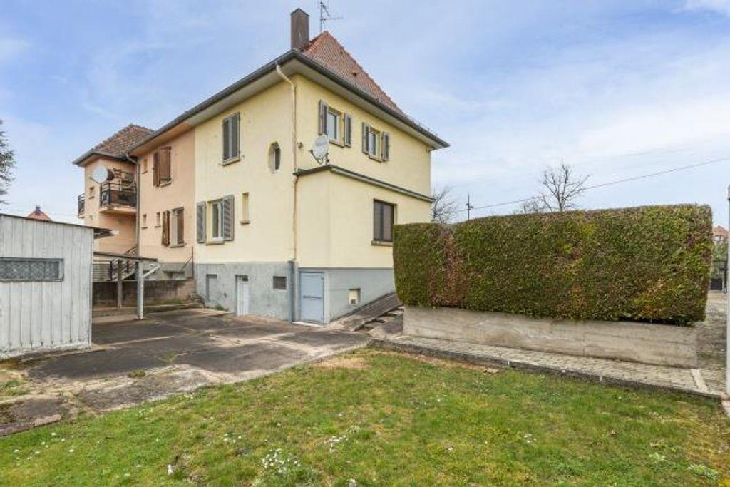 Achat maison 4chambres 90m² - Strasbourg