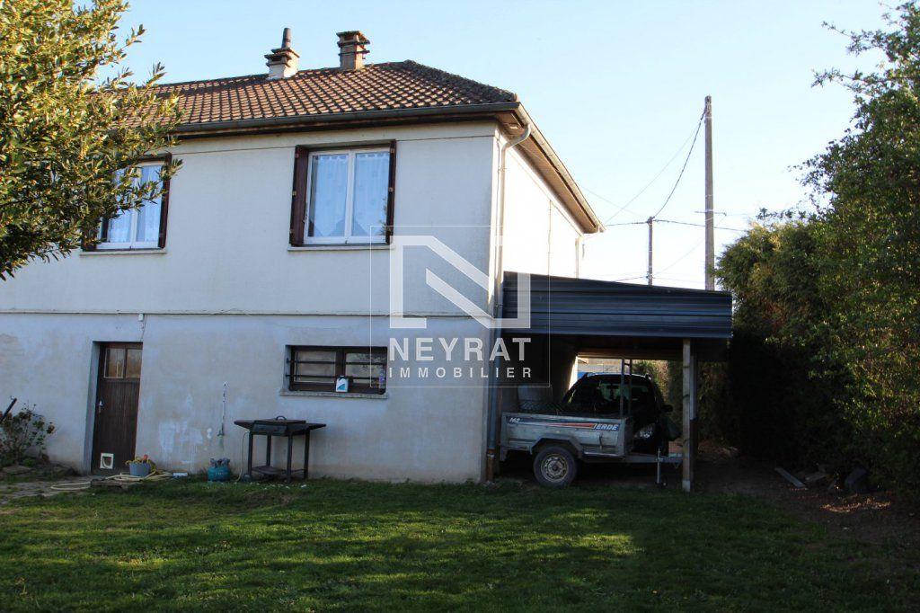 Achat maison 3 chambre(s) - Diou