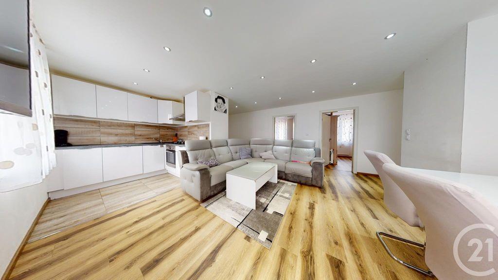 Achat appartement 4pièces 84m² - Pontarlier