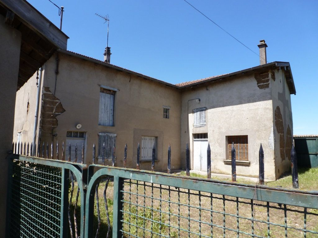 Achat maison 1chambre 160m² - Saint-Étienne-sur-Chalaronne
