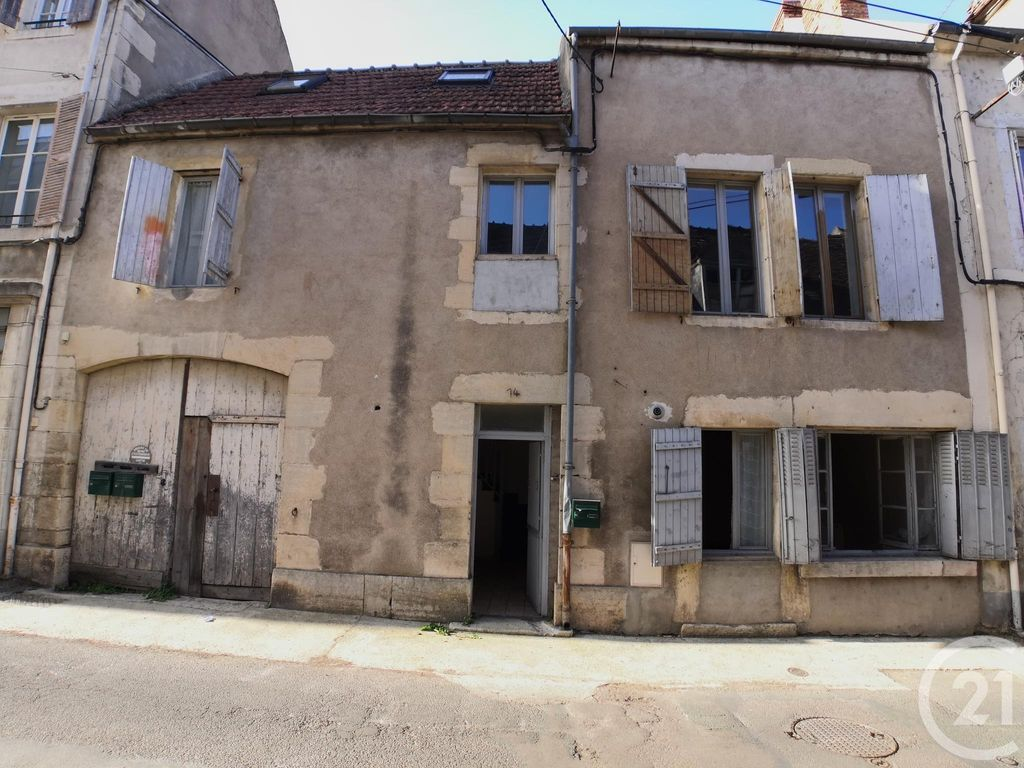 Achat maison 3chambres 100m² - Clamecy