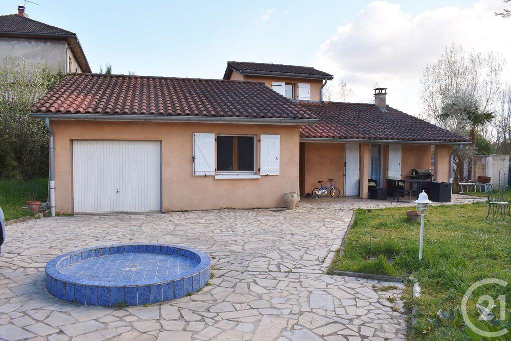 Achat maison 3chambres 105m² - Saint-Maurice-de-Beynost