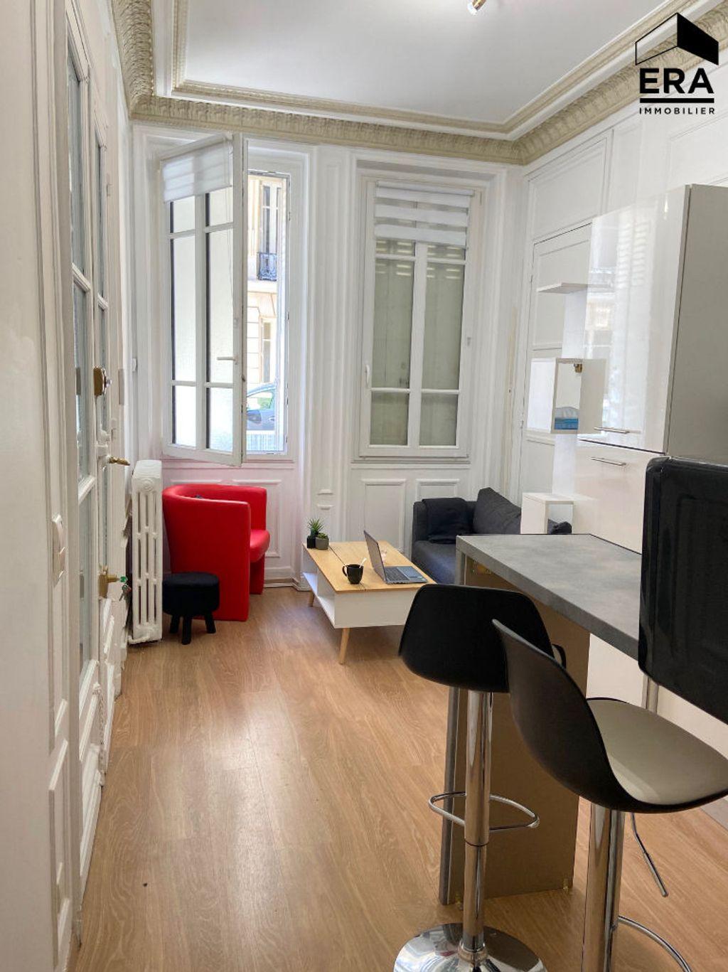 Achat appartement 2pièces 24m² - Paris 16ème arrondissement