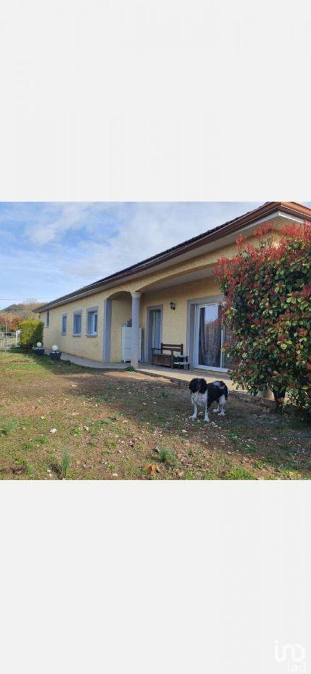 Achat maison 5chambres 156m² - Briord