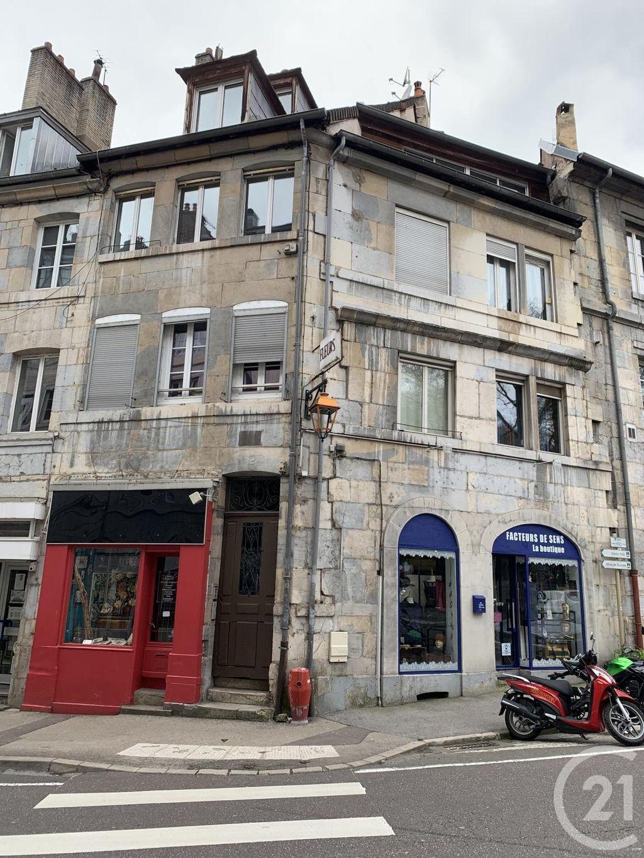 Achat appartement 3pièces 62m² - Besançon