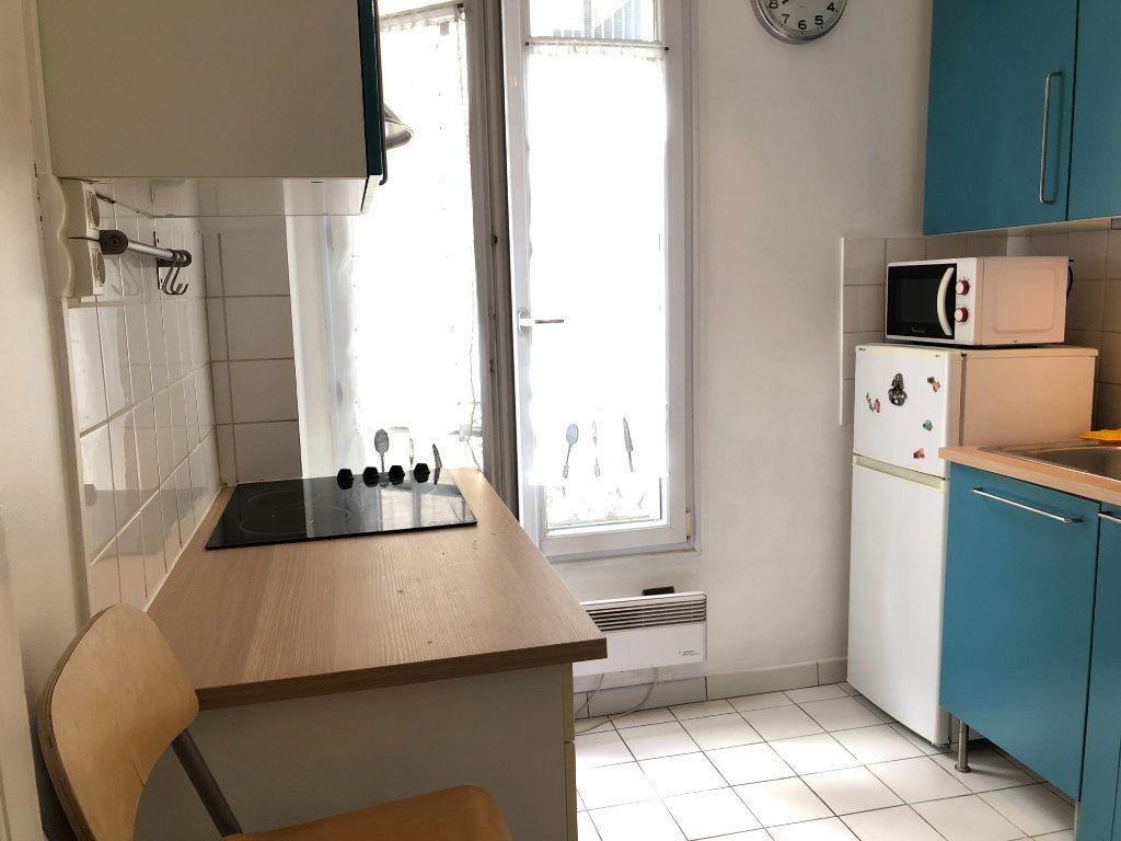 Achat appartement 2pièces 21m² - Paris 14ème arrondissement