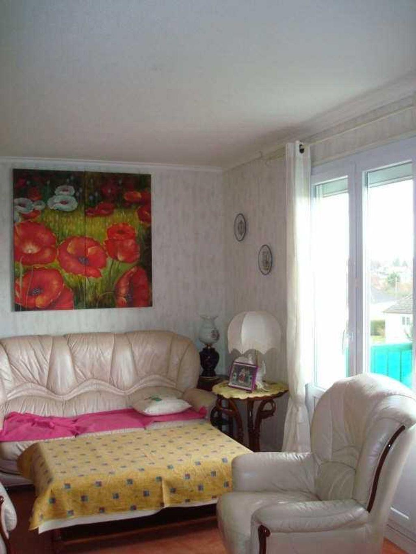 Achat appartement 5pièces 88m² - Varennes-Vauzelles