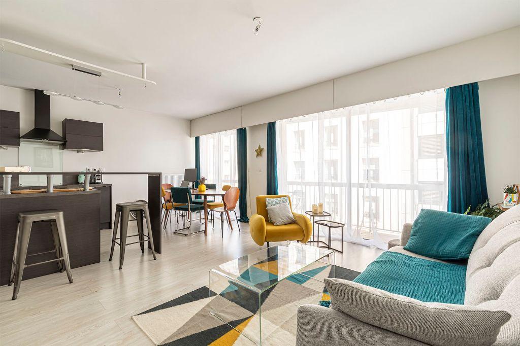 Achat appartement 2pièces 54m² - Lyon 6ème arrondissement