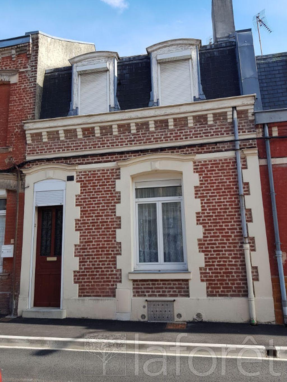 Achat maison 2chambres 85m² - Saint-Quentin