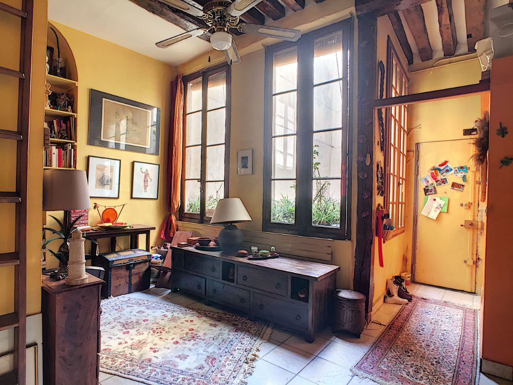 Achat studio 28m² - Paris 2ème arrondissement