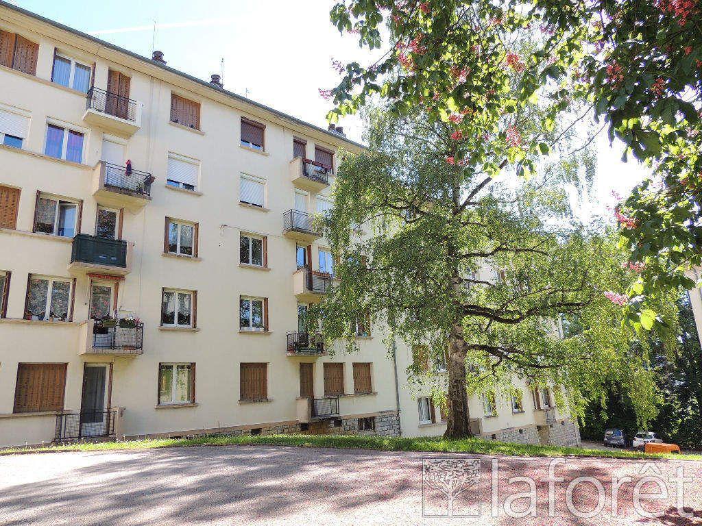 Achat appartement 4pièces 64m² - Besançon