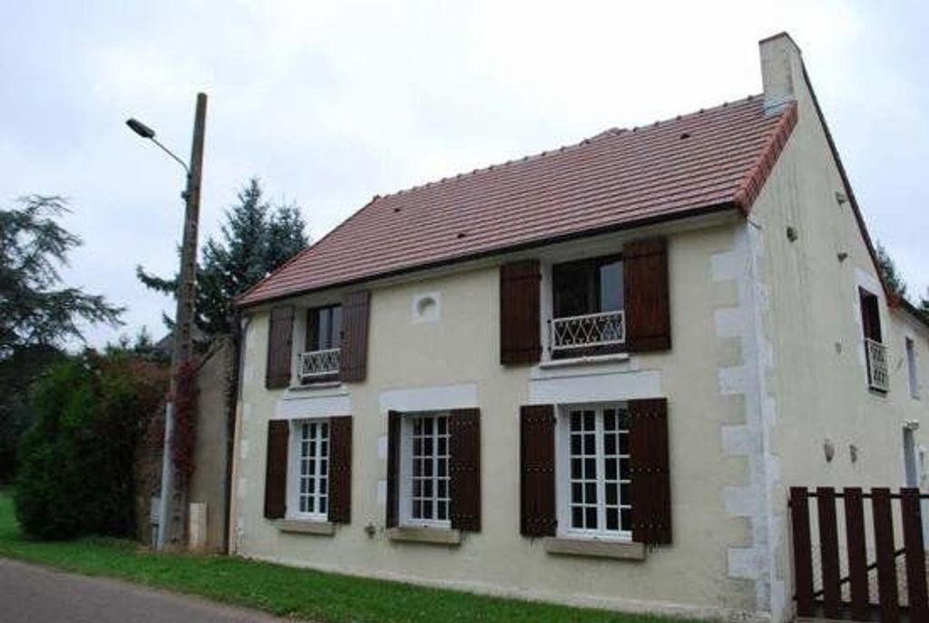 Achat maison 3chambres 140m² - Saint-Martin-sur-Nohain
