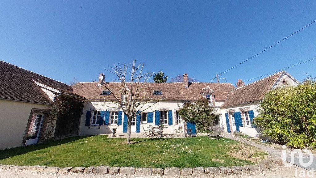 Achat maison 4chambres 200m² - Pont-sur-Yonne