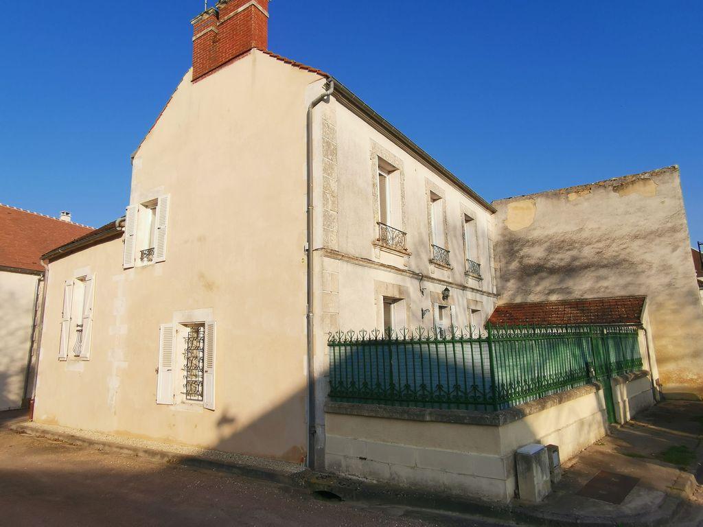 Achat maison 4chambres 130m² - Val-de-Mercy