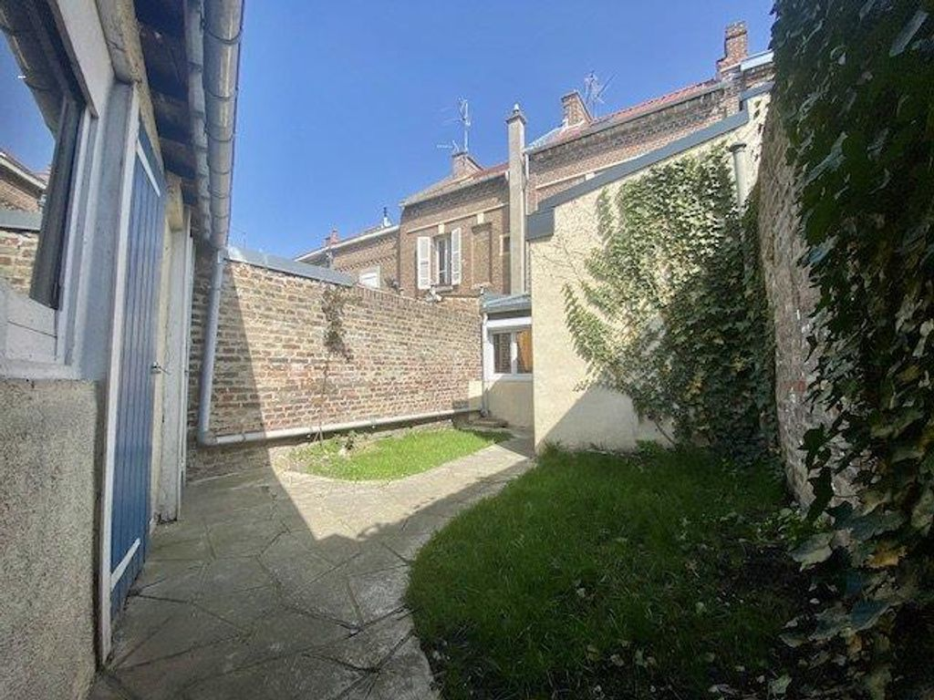 Achat maison 3chambres 81m² - Amiens