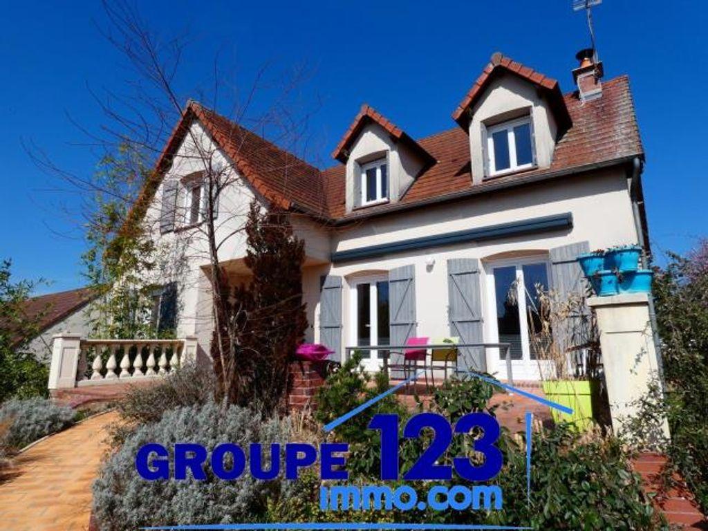 Achat maison 4chambres 132m² - Saint-Georges-sur-Baulche
