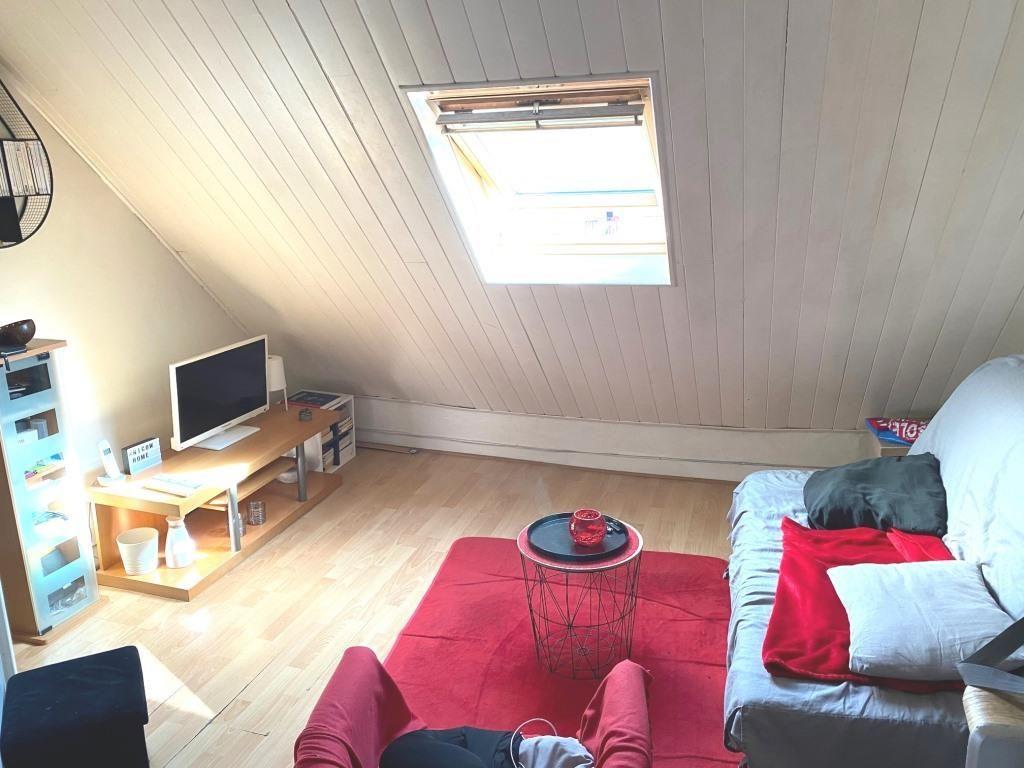Achat appartement 2pièces 25m² - Paris 10ème arrondissement
