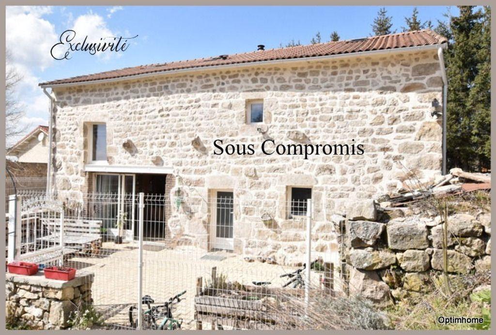Achat maison 3chambres 123m² - Montregard