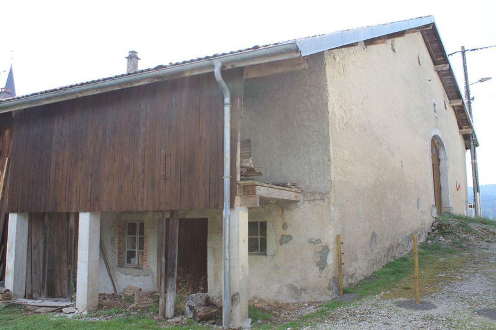 Achat maison 2chambres 240m² - Échallon