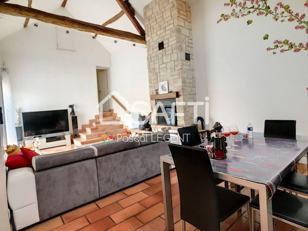 Achat maison 3chambres 130m² - Champigny