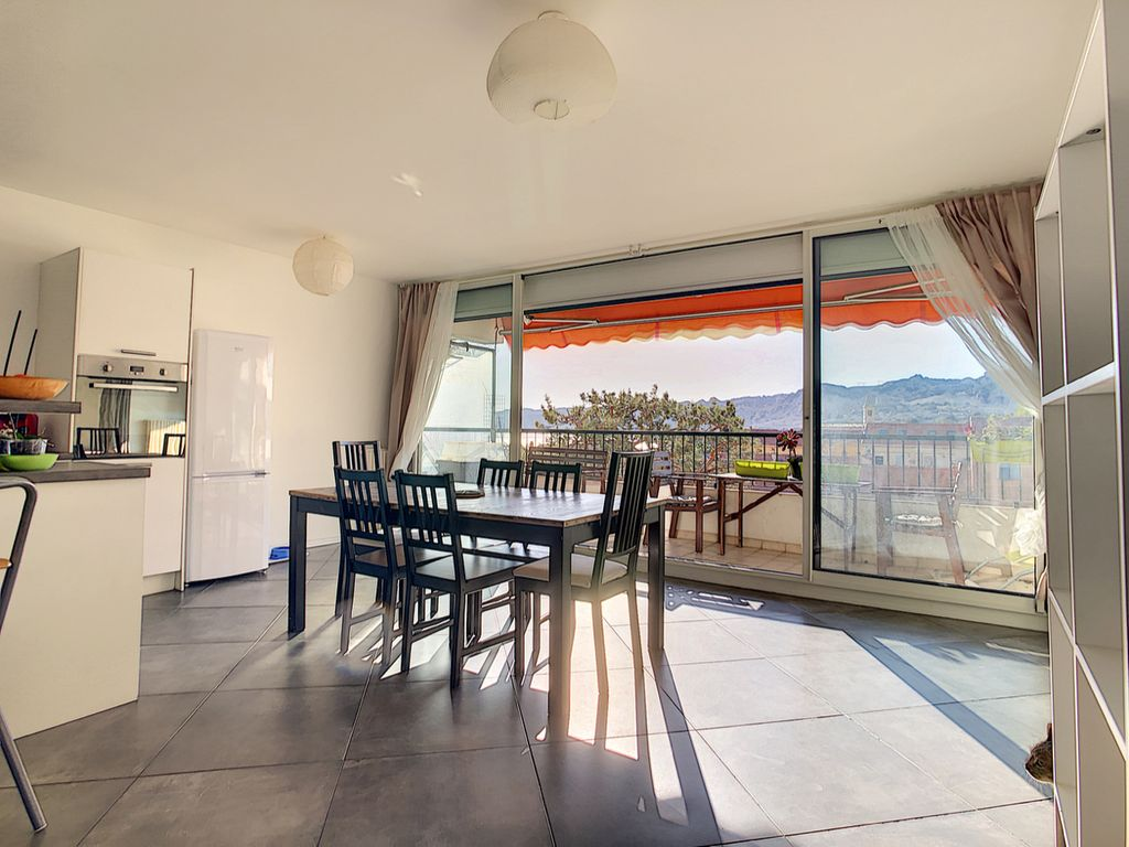 Achat appartement 5pièces 95m² - Marseille 16ème arrondissement